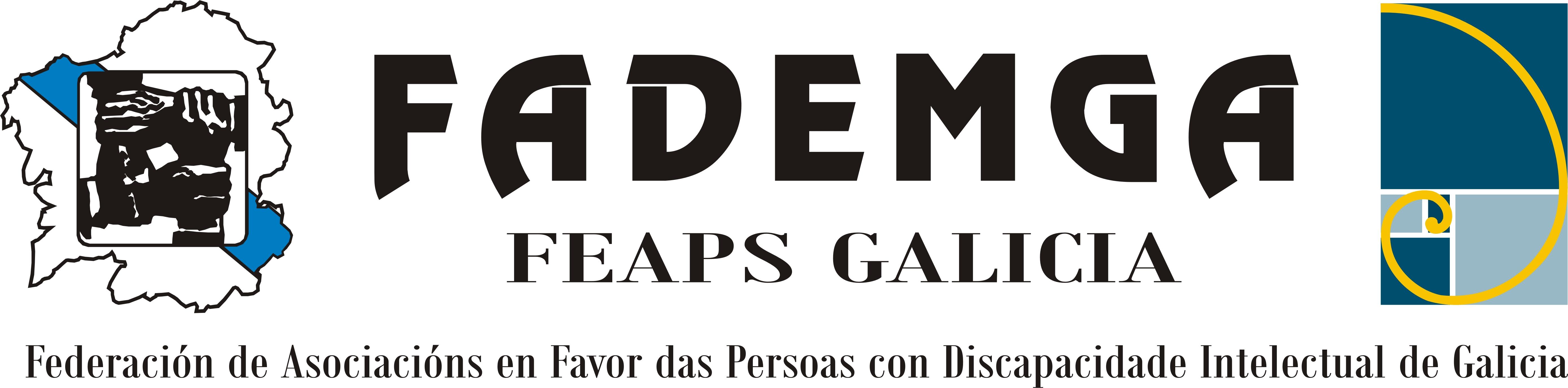 logotipo Fademga Feaps Galicia