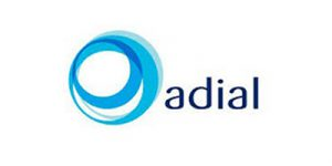 logotipo Adial