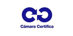 Logotipo camara certifica